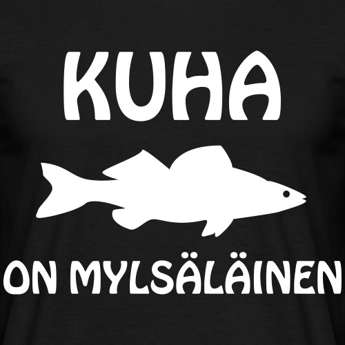 KUHA ON MYLSÄLÄINEN