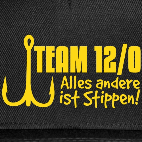 Alles andere ist Stippen!