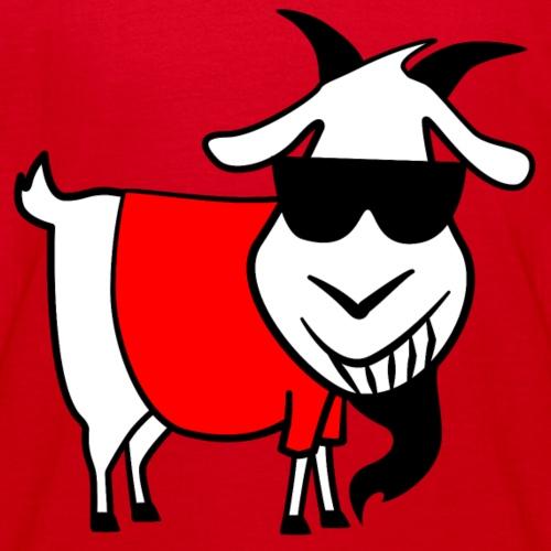capra goat humor
