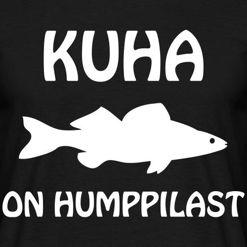 KUHA ON HUMPPILAST