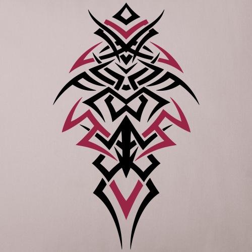 Buntes maskulines Tribal