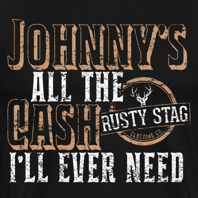 Johnny's All The Cash Tee