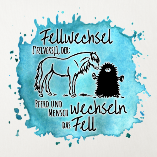 Fellwechsel Definition Color-Edition
