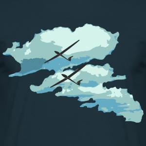 Wolkenstraße cloudstreet segelflieger