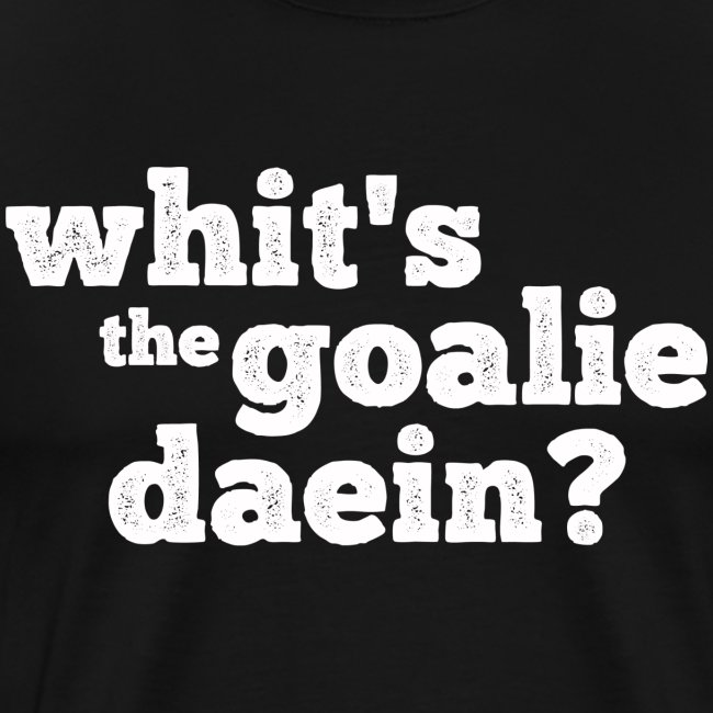 Image result for what's the goalie daein tom
