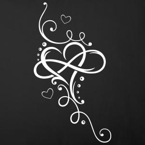 Herz, Unendlichkeit, heart, infinity