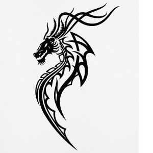 Drache, dragon tattoo