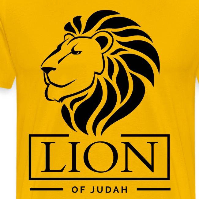 Lion of Judah - Jah Rastafari - Reggae Roots Shirt