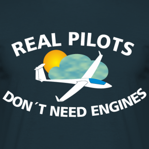 Segelflieger real pilot