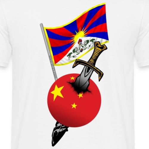 Free Tibet logo