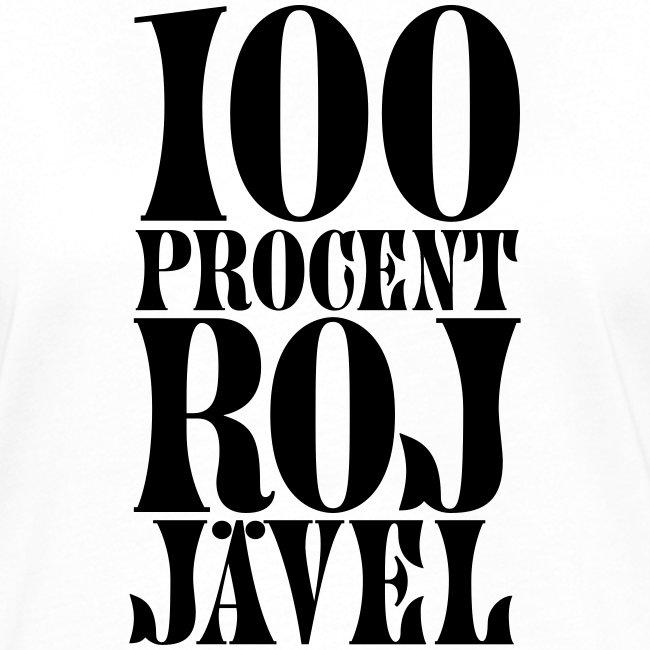 100% RoJ-Jävel dam