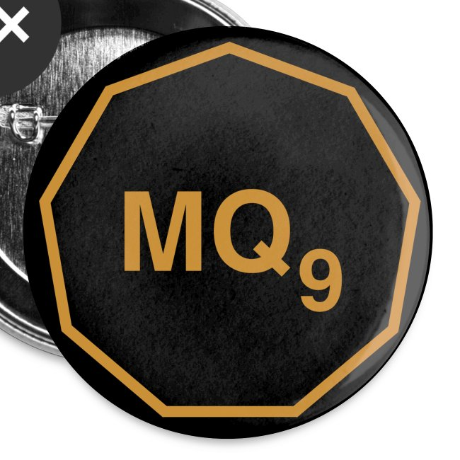 MQ9 Pin 25mm