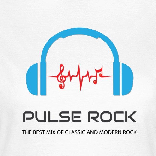 Pulse Rock Basic Women's T-Shirt