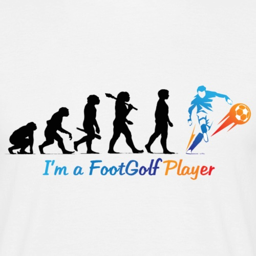 I'm a FootGolf Player !