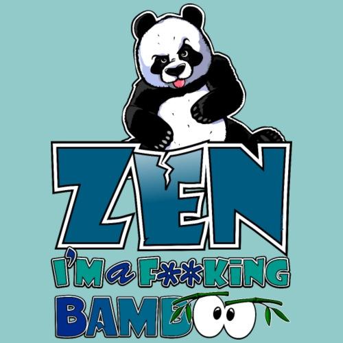 Bad panda, être zen ou pas