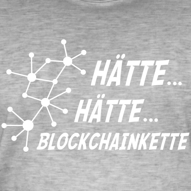 Blockchainkettenshirt