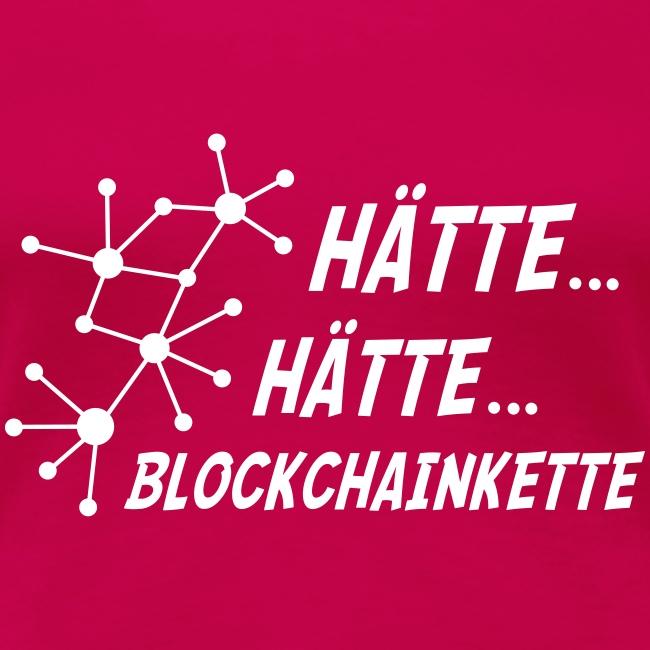Blockchainkettengirlieshirt
