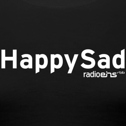 radioeins HappySad weiß