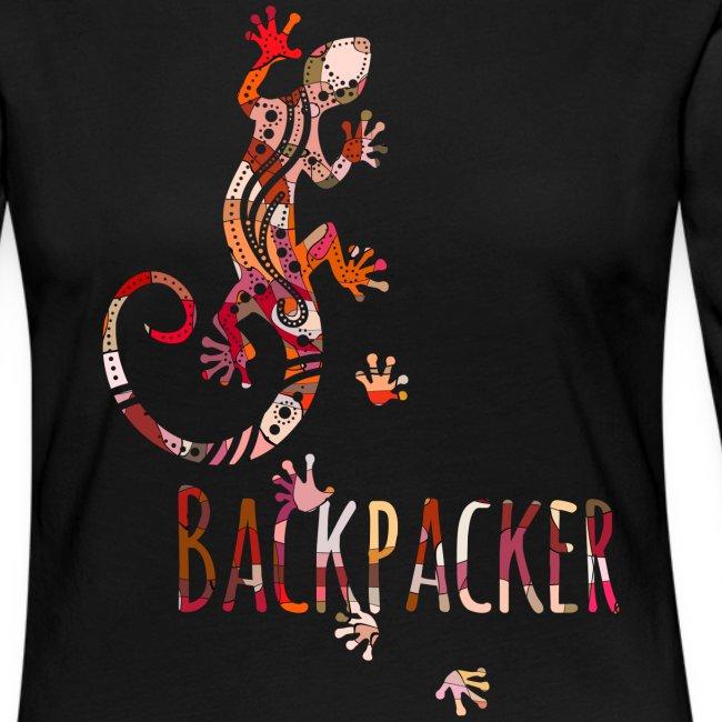 Backpacker - Running Ethno Gecko 4
