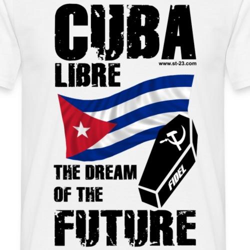 Cuba libre t-shirt
