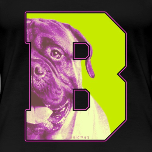 Bullmastiff Retro B III