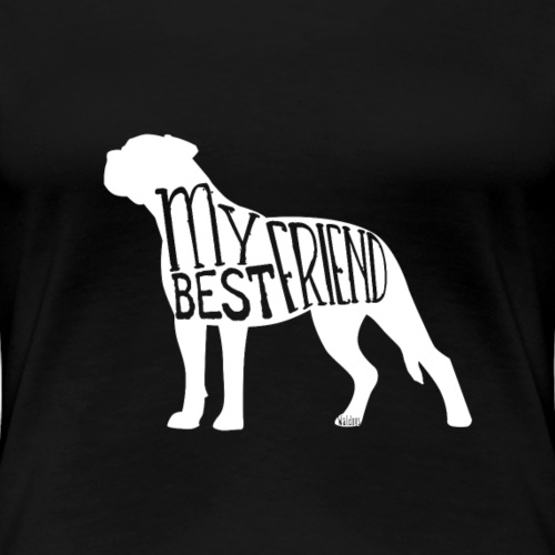 Bullmastiff Best Friend