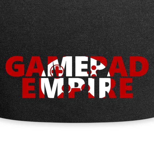 Mütze mit Schriftzug und Logo