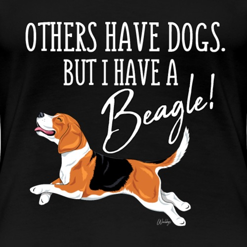 I have a Beagle