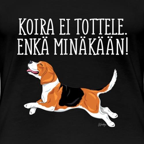 Beagle Ei Tottele