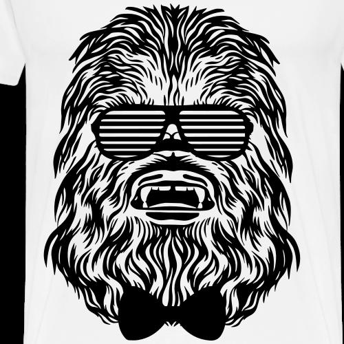 Chewbacca hipster - hw06
