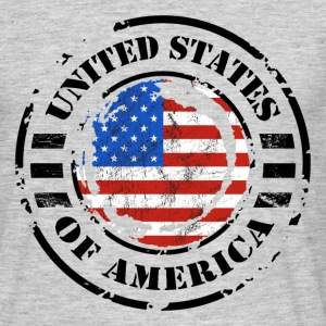 USA Grunge Flag 3