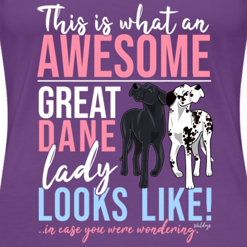 Great Dane Awesome VIII