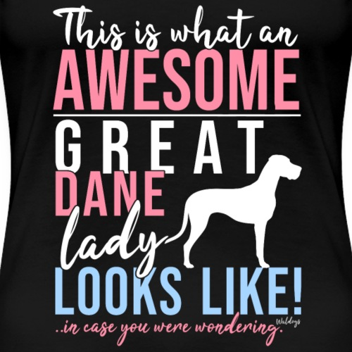 Great Dane Awesome IX