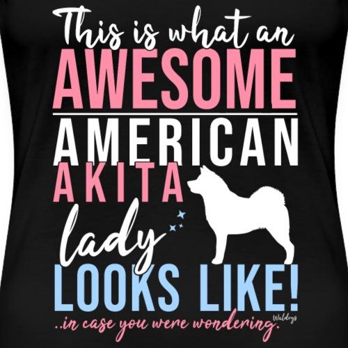 Awesome AA Lady