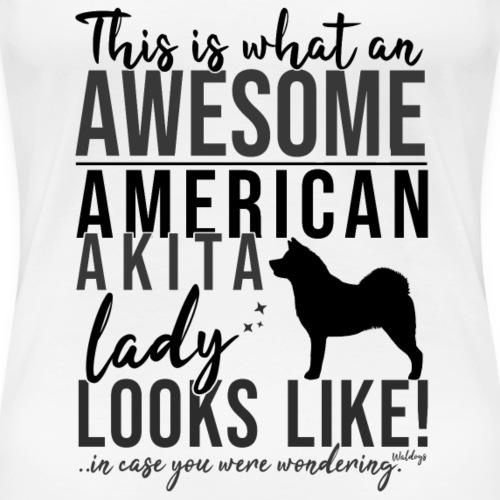 Awesome AA Lady II