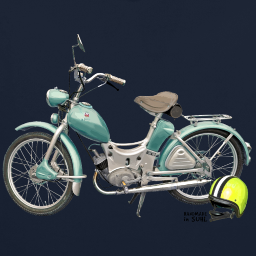 SR Simson Moped DDR