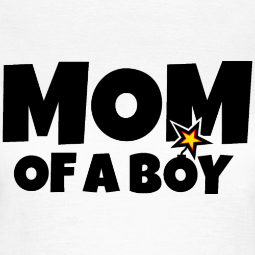 Mom of a Boy - Muttertag mit Sohn