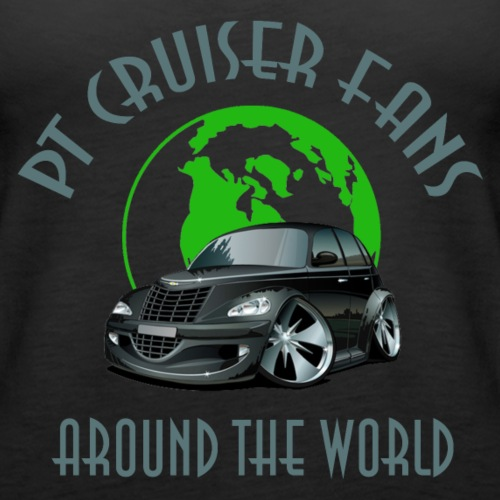 PT Cruiser around the world Black