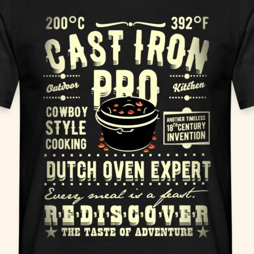 Cast Iron Pro