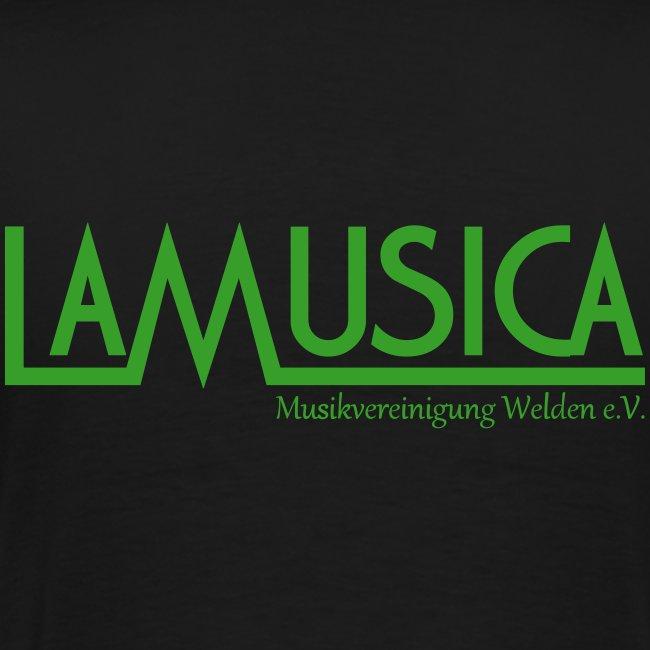 T-Shirt LaMusica Herren