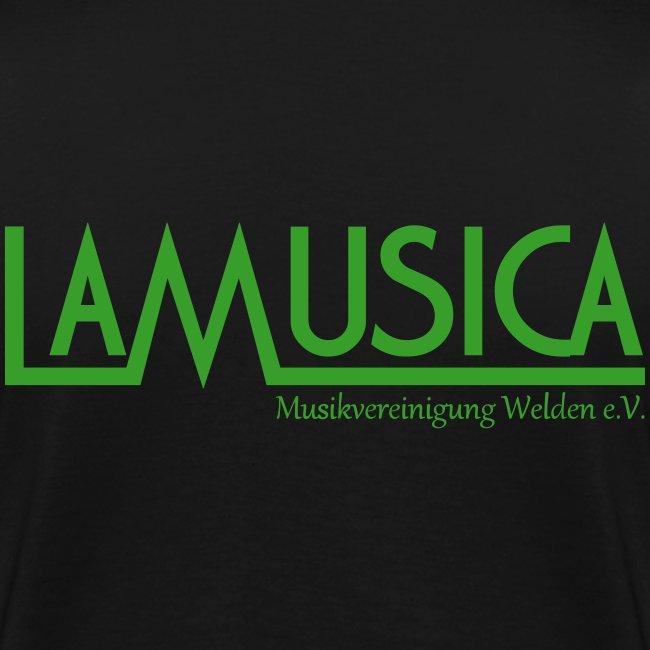 T-Shirt LaMusica Damen