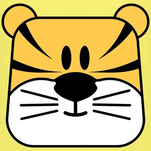 comic tiger