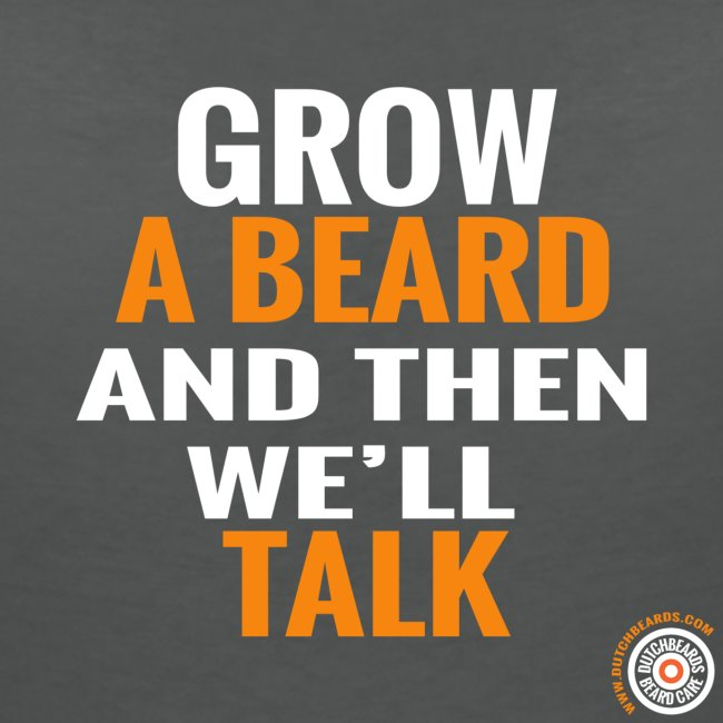 Grow a beard (women)