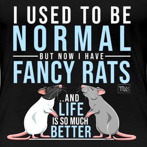 Rats Normal IV