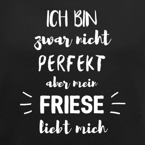 Mein Friese liebt mich!