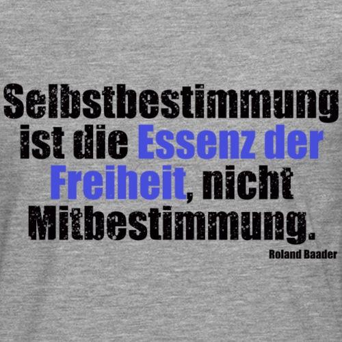 Essenz Freiheit Baader