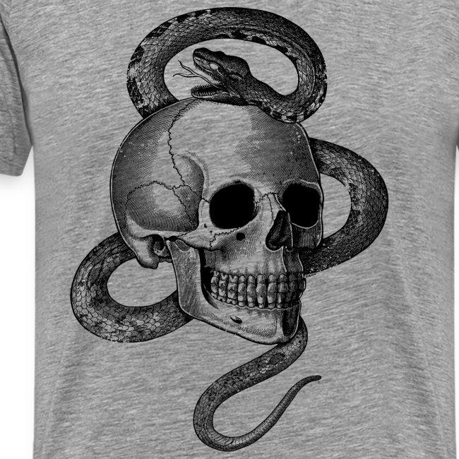 Skull&Snake