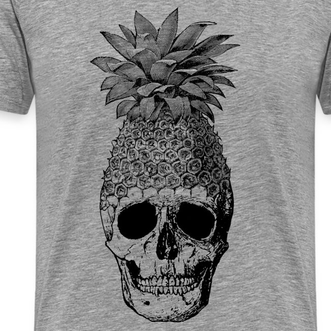 Pineapplehead (Black&White)
