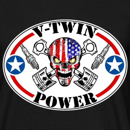 V-Twin Power motorcycles