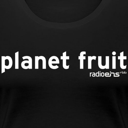 radioeins planet fruit weiß